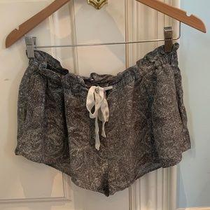 Wilfred Silk Shorts